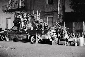 Truck Overload by Evan Morris Cohen