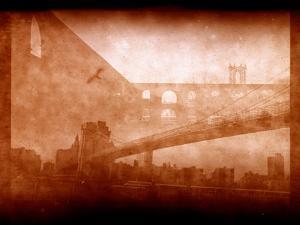 Vintage Bridge 2x by Evan Morris Cohen