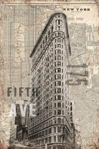 175 Fifth Avenue by Evangeline Taylor
