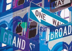 Broadway and Grand by Evangeline Taylor