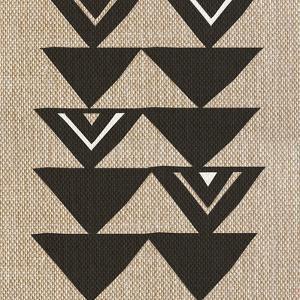 Global Geometric Print 2 by Evangeline Taylor