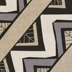 Global Geometric Print 4 by Evangeline Taylor