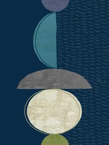 Modern Ellipse 2 by Evangeline Taylor
