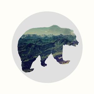 Spirit Bear by Evangeline Taylor