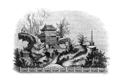 Chinese Summer Villa, 1847
