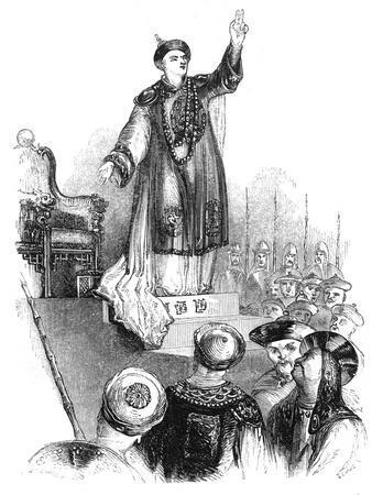 The Emperor's Vow, 18th Century