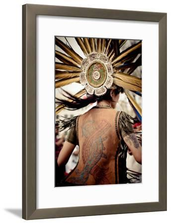 Native Aztec Dance