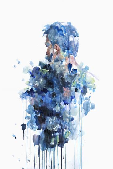 Evaporate-Agnes Cecile-Art Print