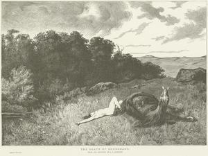 The Death of Brunehaut by Evariste Vital Luminais