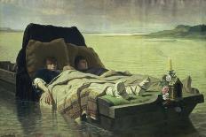 Normandy Pirates, C1842-1896-Evariste Vital Luminais-Mounted Giclee Print