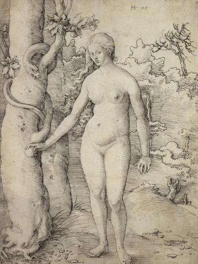 Eve, 1510-Hans Baldung Grien-Giclee Print