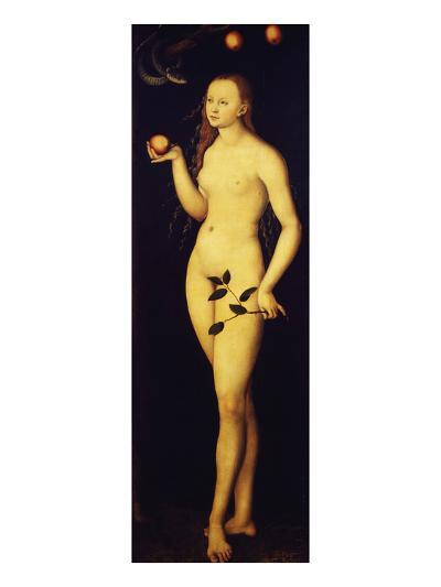 Eve, 1528-Lucas Cranach the Elder-Giclee Print