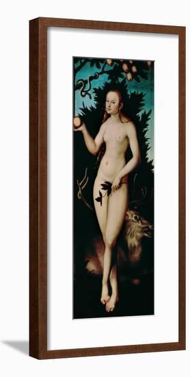 Eve, 1533-Lucas Cranach the Elder-Framed Giclee Print