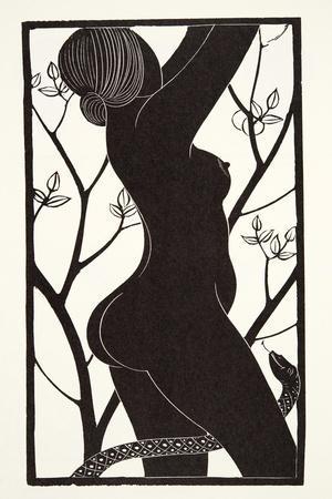 Eve, 1926-Eric Gill-Giclee Print