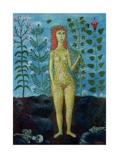Eve, 1981-Tamas Galambos-Giclee Print