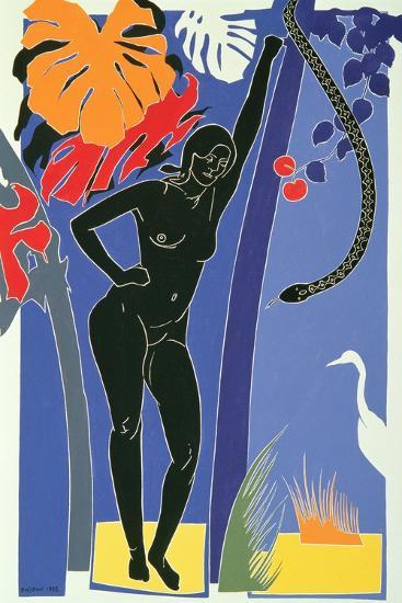 Eve, 1985-Derek Crow-Giclee Print