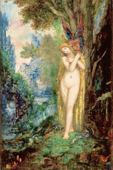 Eve, C.1880-C.1885-Gustave Moreau-Giclee Print
