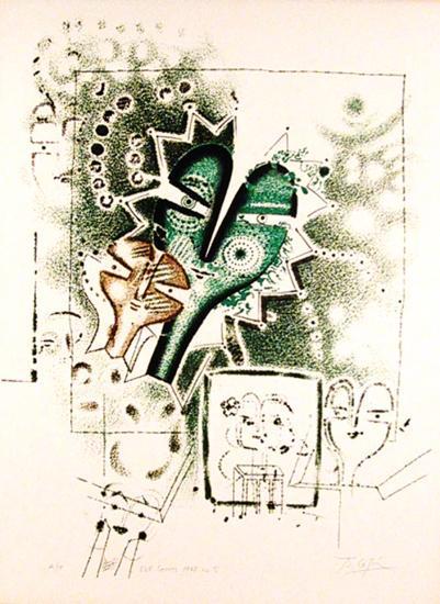 Eve Series #2-Anton Cetin-Collectable Print