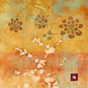 Ginger Fall I by Evelia Designs