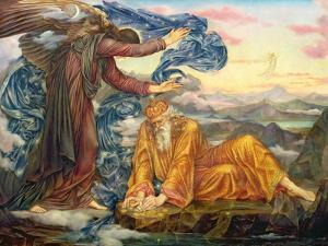 Earthbound, 1897 by Evelyn De Morgan