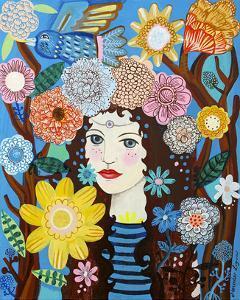 Flora by Evelyn De Morgan