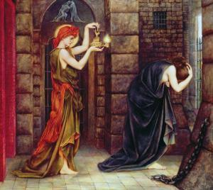 Hope in the Prison of Despair by Evelyn De Morgan