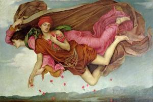 Night and Sleep, 1878 by Evelyn De Morgan