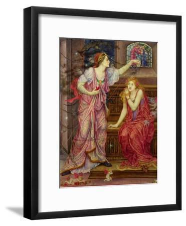 Queen Eleanor and Fair Rosamund
