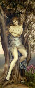 The Dryad, 1884-85 by Evelyn De Morgan