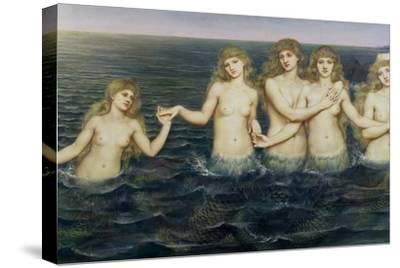 The Sea Maidens, 1885-86