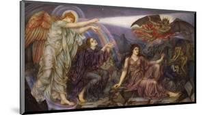 The Searchlight by Evelyn De Morgan