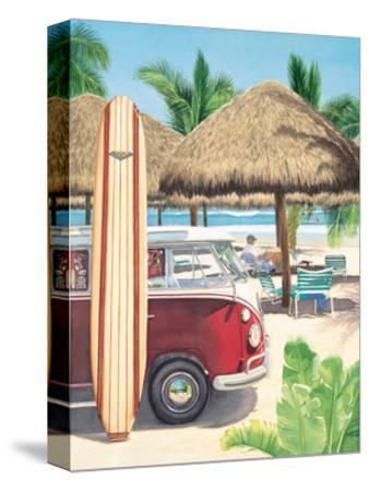 Van, Surf, and Sand