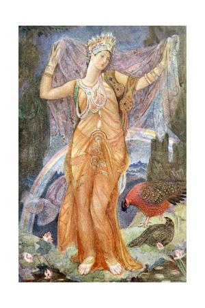 The Mother Goddess Ishtar', 1916
