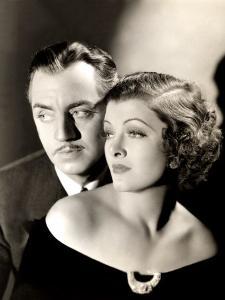 Evelyn Prentice, William Powell, Myrna Loy, 1934