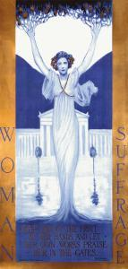 Woman Suffrage by Evelyn Rumsey Cary