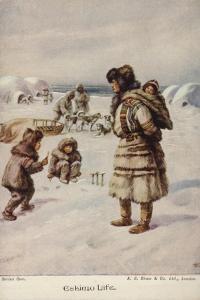 Eskimo Life by Evelyn Stuart Hardy