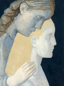 A Mother and her Daughter I, 2011 by Evelyn Williams