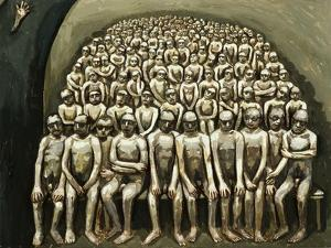 All the People - The Judges, 1982 by Evelyn Williams