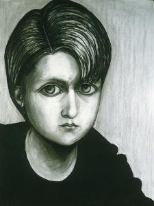 Daughter of the Father, 1980 by Evelyn Williams