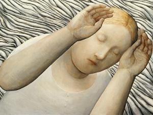Dreaming 1, 2000 by Evelyn Williams