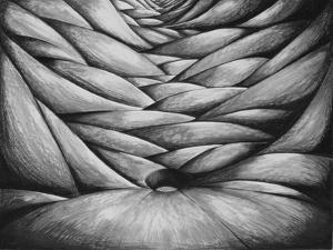 In the Pit I, 1987 by Evelyn Williams