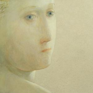 Mirror Image I, 2000 by Evelyn Williams