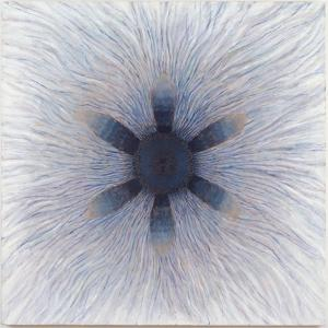 Moon Flower 2, 2002 by Evelyn Williams