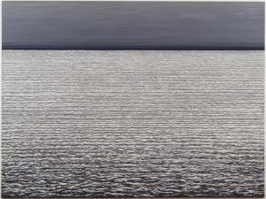 Sea, 2002 by Evelyn Williams