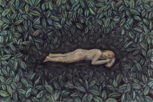 Secret Place 1, 2009 by Evelyn Williams