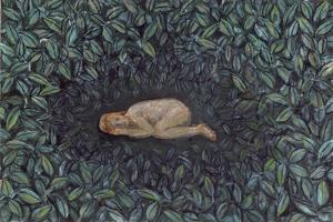 Secret Place 2, 2009 by Evelyn Williams