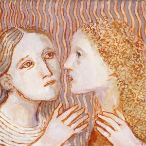 Sisters - 1, 2009 by Evelyn Williams