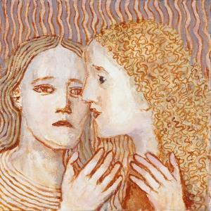 Sisters - 2, 2009 by Evelyn Williams
