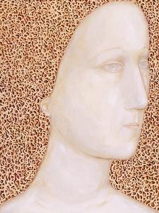 Strange Girl 1, 2008 by Evelyn Williams
