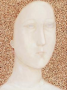 Strange Girl - 2, 2008 by Evelyn Williams